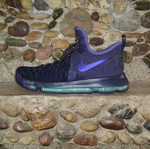 Nike Shoes   Kd 9 Purple Dust   Poshmark